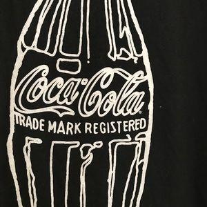 Coca Cola Tops - Coca Cola Vintage Graphic Tee Sz XL
